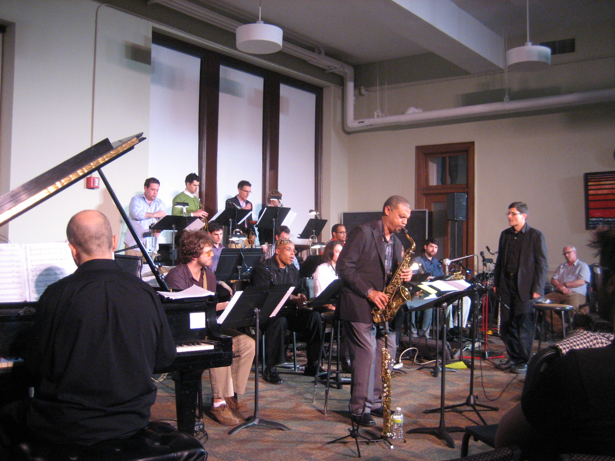 Jazz At City – Jazz Studies at the City College of New York
